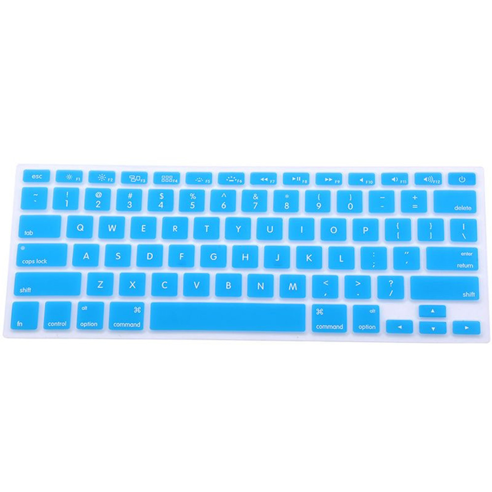 Yellow Keyboard Soft Case for MacBook Air Pro 13//15//17 inches Cover Protector Keyboard Cover Stickers for Laptop