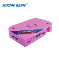 New Style good quality Pandora Box 6 1300 in 1 game Jamma board with Multi video game board for CGA VGA HDMI arcade machine