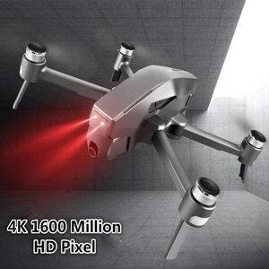 Image 4 - 4K Chuyên Nghiệp GPS Không Chổi Than WIFI FPV RC Drone Quadcopter 5G 2KM 11.1V 4000MAh Pin GPS tự động Theo Tôi Quadcopter VS B4W X12
