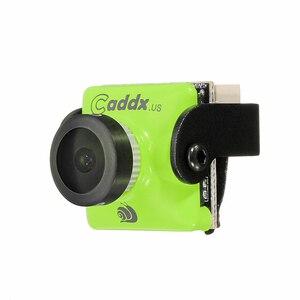 """Image 3 - Caddx турбо микро F2 1/3 """"CMOS 2,1 мм 1200TVL 16:9/4:3 NTSC/PAL с низкой задержкой FPV камера с микрофоном для RC FPV Racing Drone"""