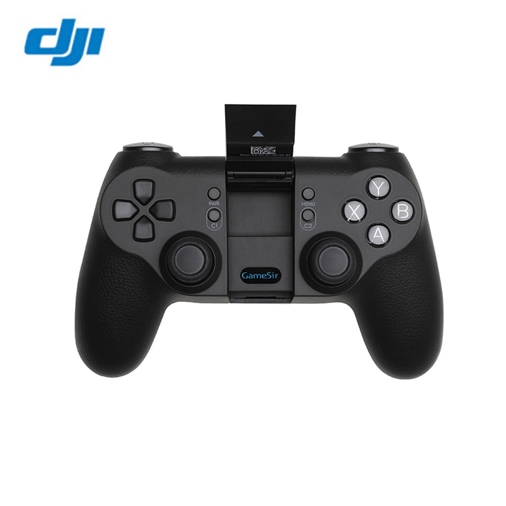 DJI Tello Camera Drone Remote Controller Enhanced Edition GameSir T1d T1s Joystick For Tello Ios7.0+ Android4.0+RYZE Accessories