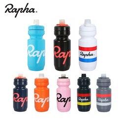 Rapha Cycling Water Bottle 620ml Road MTB Leak-proof Lockable Sport Water Bottle Bike White Black Color Cycling Water Bottle