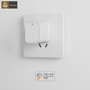 Image 1 - Youpin חכם Cleargrass Bluetooth/Wifi Gateway Hub לעבוד עם Mijia APP Bluetooth תת מכשיר חכם בית