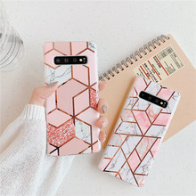 Cool mobile marble phone cover funda coque for Samsung galax