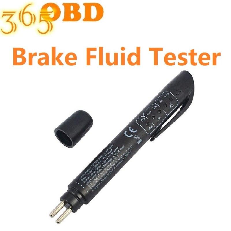 Analizzatore di olio Car Digital Stroke Qualit/à dellolio Tester Motore Motore Rivelatore Analizzatore diesel di gas