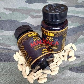Extractos de raíz de Maca negra de Perú para resistir fatiga, aumentar...