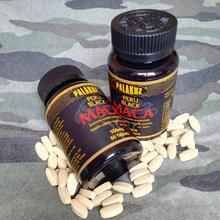 Peruwiański czarny ekstrakt z korzenia Maca odporność na zmęczenie zwiększ energię większe powiększenie piersi i bioder zdrowie pożądanie seksualne tanie tanio PALAKUZ CN (pochodzenie) Butelka 500mg Two years Unisex Butelki Dla dorosłych