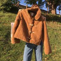 Frauen Winter Kleidung Pullover Jacke Plus Größe Casaco Feminino Mantel Mäntel Und Jacken Frauen Streetwear