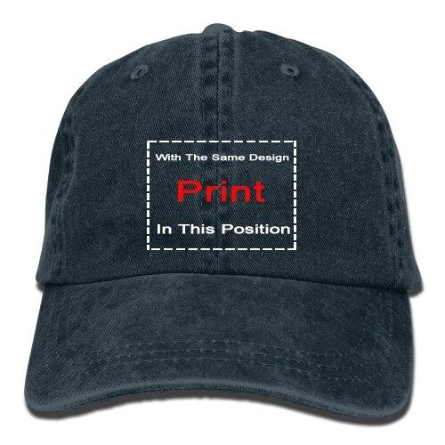 Genuine Nissan Datsun Black Baseball Cap Hat