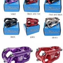 Bicycle Stem Accessories MTB Mountain Road BMX DH AM XC Bike 31.8*50mm Handlebar Bar Stems Ultra Light Short