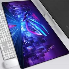 2021 grande mousepad asus não-skid de borracha república dos gamers gaming mouse pad notebook mesa tapete para teclado csgo dota