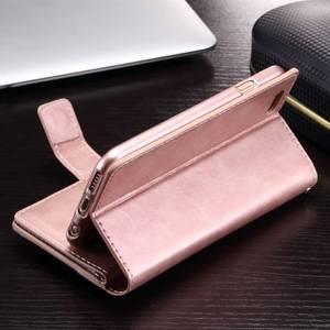 Image 5 - Voor Iphone X Xr Xs Max 12 Mini Vintage Rits Portemonnee Case Flip Holder Leather Cover Voor Iphone 8 7 6S 6 Plus 5 5S Se Coque Capa