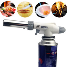 920 Metal Gas Welding Torch Flame Ignition Lighter Butane Portable Gas Camping Gas Welding Torch For Camping Hiking DropShip