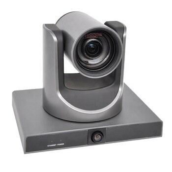 12x zoom tudo em um design hd câmera de vídeo para videoconferência ou sistema de videoconferência