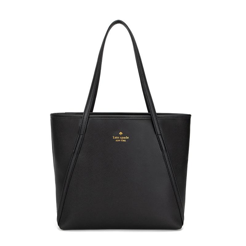 2020 European And American New Big Bag Cross Pattern Handbag Shoulder Bag Tote Bag Large Women's Leather Handbags