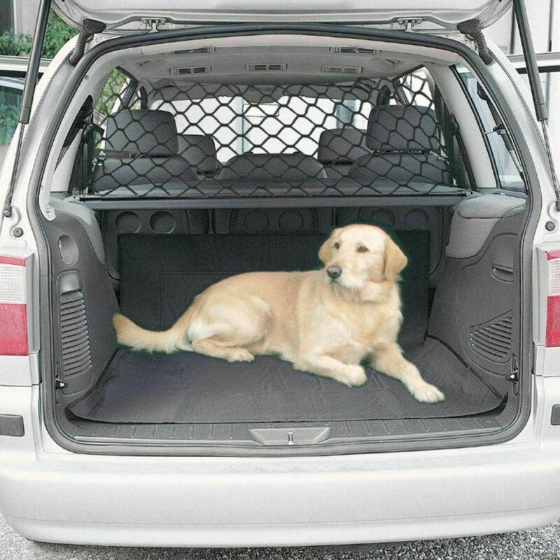 Universal font b Pet b font Safety Mesh Net Car Suv Van Trunk Seat Mesh Dog
