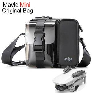 Image 1 - DJI Mavic ミニバッグオリジナルバッグポータブルショルダーバッグハードトラベルケース Mavic ためのミニ/Osmo ポケット/Osmo アクション