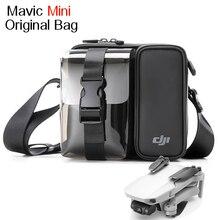DJI Mavic Mini çanta orijinal çanta taşınabilir omuzdan askili çanta için sert seyahat çantası Mavic Mini/Osmo cep/Osmo eylem
