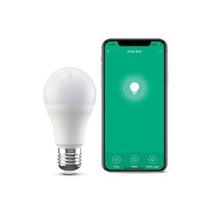 Image 2 - Yeni BroadLink akıllı ışık BestCon LB1 sönük LED ampul ışığı ile ses kontrolü Google ev ve Alexa