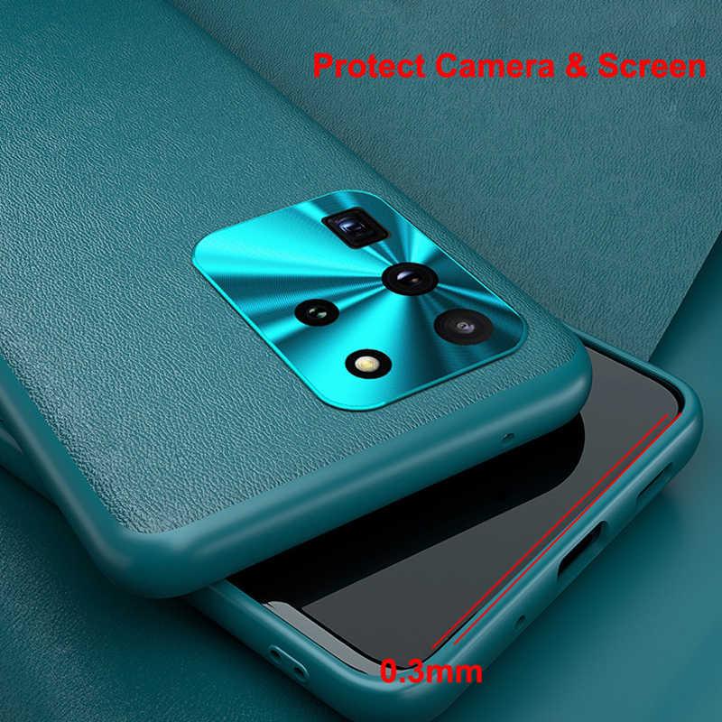 Für Samsung Galaxy S20 Ultra Plus S10 S9 Hinweis 10 9 8 Fall Kamera Metall Protector PU Leder Weiche Anti-klopfen Abdeckung Funda Gehäuse