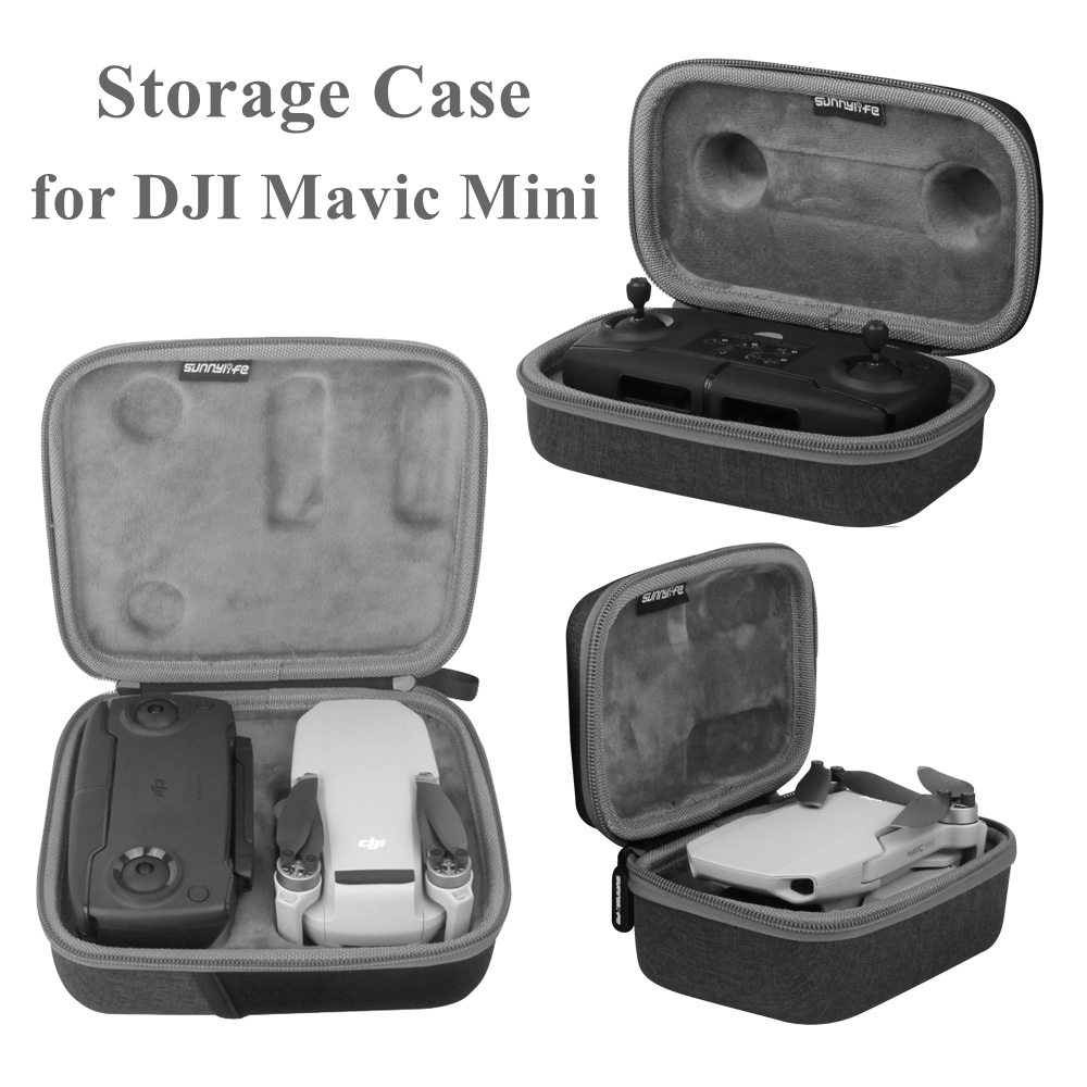 Mavic Mini Protective Storage Bag Carrying Case Hard Shell Box Protector For DJI Mavic Mini Drone Remote Controller Accessories