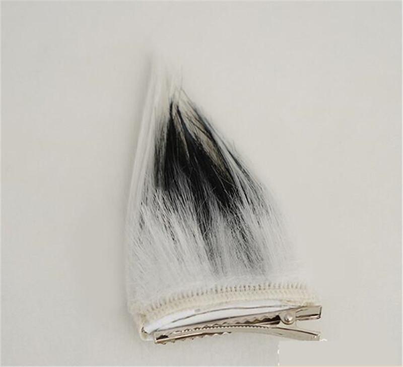 Ears VTuber Shirakami Fubuki Cosplay Wig