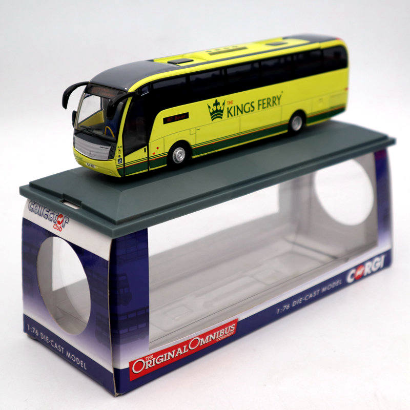 CORGI 1: 76 OOC Caetano CT650 Kings Ferry Bus londres T34Z 007 Dover OM46405A jouets Bus collection