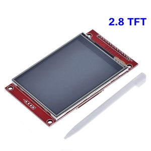 Image 5 - 1.44/1.77/1.8/2.2/2.4/2.8 Inch TFT Color Screen LCD Display Module Drive ST7735 ILI9225 ILI9341 Interface SPI 128*128 240*320