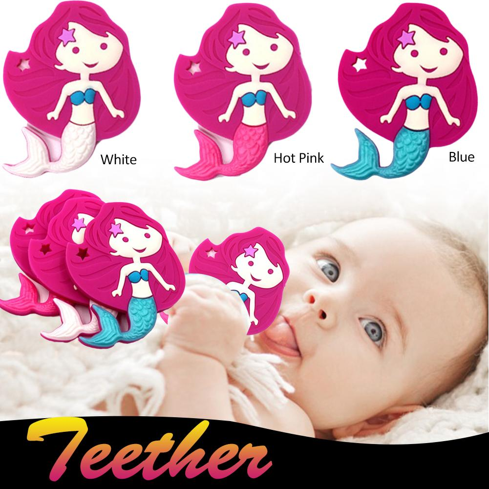 Baby Molars Teether Baby Silica Gel Tooth - Bite Toy