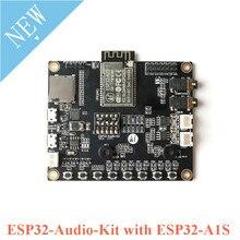 ESP32 Audio Kit ESP32 Aduio Kit ESP32 A1S ESP32オーディオ開発ボード無線lan bluetoothモジュール低消費電力デュアルコア8メートルpsram