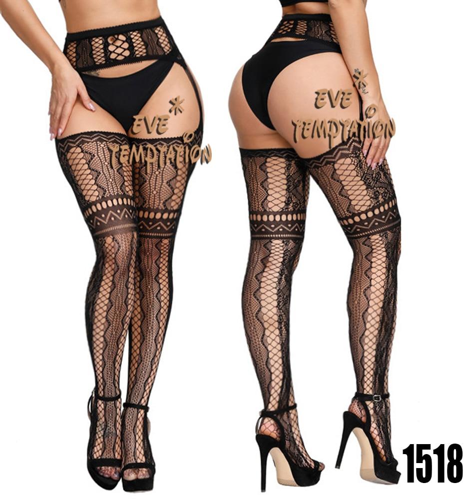 H8a871f183ffb4a38991b016bcae4f410e Medias de lencería Sexy, medias de lencería, liguero, pantimedias elásticas, lencería transparente de talla grande