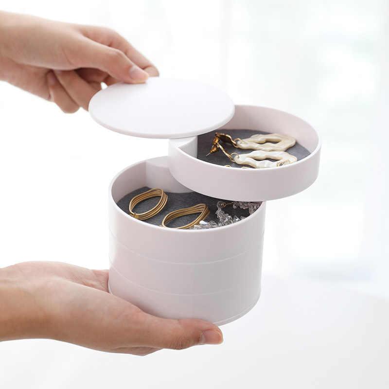 Twistable Jewelry Case- Stacked Jewelry Box