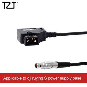 Завеса D-TAP кабель 2-контактный разъем LEMO 6-Pin разъем для DJI Ronin S Питание база Порты и разъёмы B