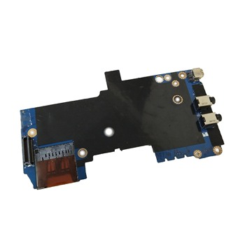 Used for HP EliteBook 8440P Audio Board SD Card Slot Reader PC Card slot LS-4903P image