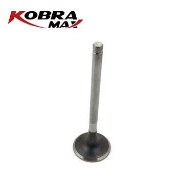 KobraMax alta qualidade válvula de Saída VÁLVULA EX 7700865832 7701468419 Para Dacia LOGAN (LS _) renault auto peças acessórios do carro
