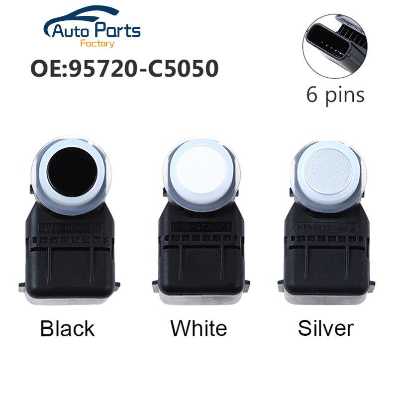 3 Color New PDC Parking Sensor For Hyundai Kia 95720 C5050 95720C5050 4MS064KBD|Parking Sensors| |  - title=
