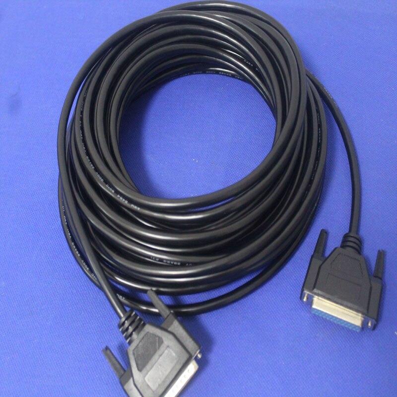 20m ILDA Cable For Laser Show 20 Meters(10m/30m/50m Optional) Cable DJ Pangolin Quickshow Ishow Phoenix