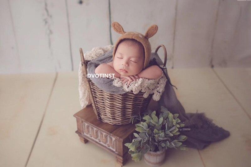 Bebê Bonito Animais Mini Chapéu Gorro Fotografia