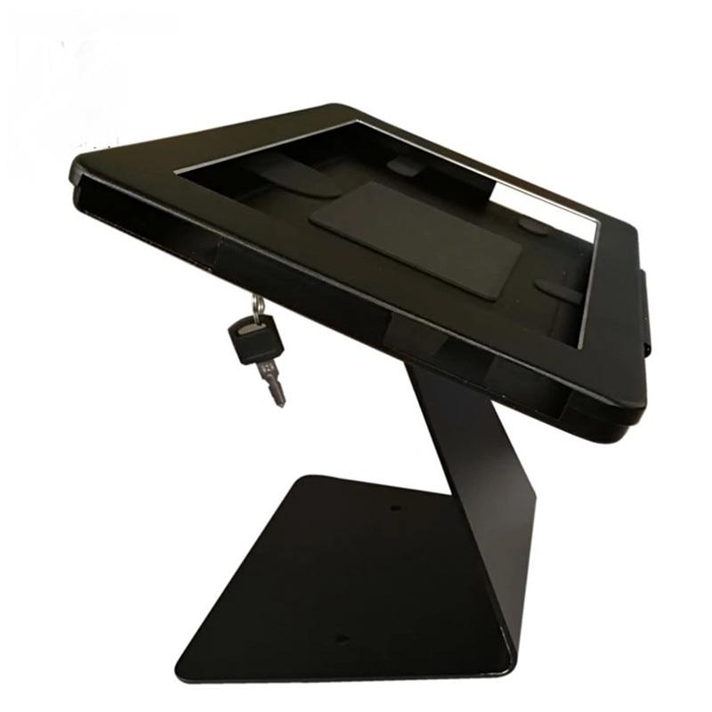 quiosque do suporte do pedido da bancada mesa mesa do pc da tabuleta de android 10