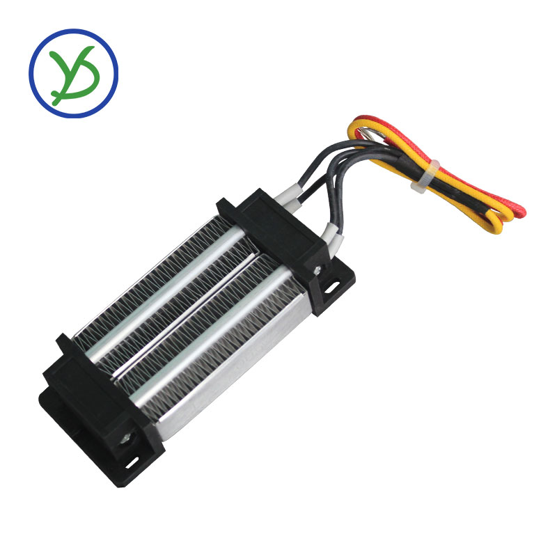 200W 12V AC/DC Heating Element Insulated-Thermos PTC Ceramic Air Heater Incubator Heater Electric Heater 120*50mm