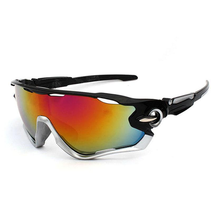 Studyset Cycling Eyewear Outdoor Sunglass UV400 Riding Sports Sunglasses Glasses Bike Windproof Sandproof Goggles