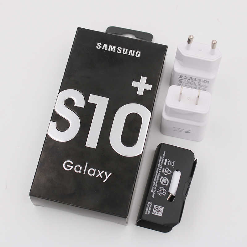 Samsung USB Charger Fast CHARGING Adapter Type C สำหรับ Galaxy S10 S9 S8 PLUS S10e หมายเหตุ 8 9 A80 A90 A70 A60 A50