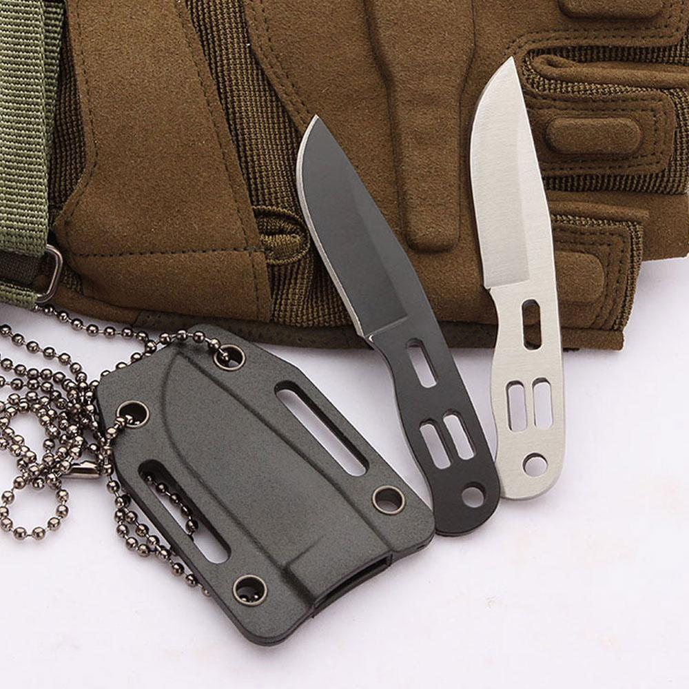 Tactical Knife 5Cr15Mov High Hardness Wild Survival Multi-Function Folding Knife Self-Defense Outdoor Knives