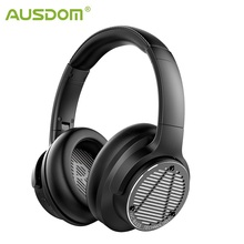 AUSDOM BASS ONE Wireless Headphones Active Noise Cancelling