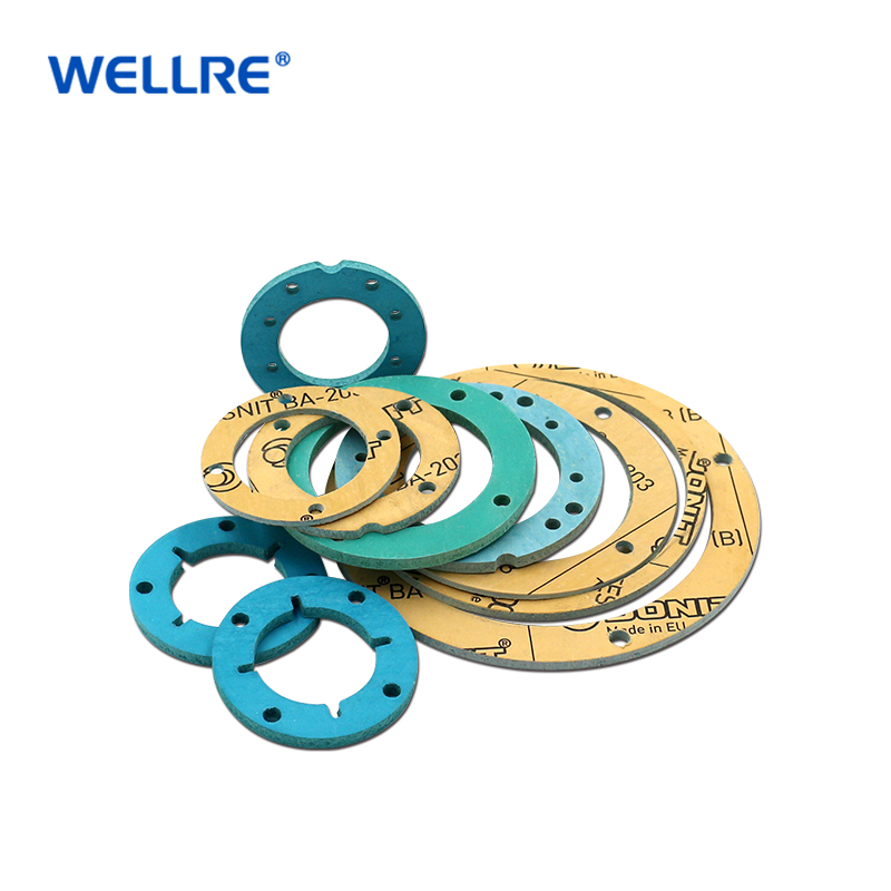 Heat insulated pad gasket for heating element used in hot air heater and plastic welder