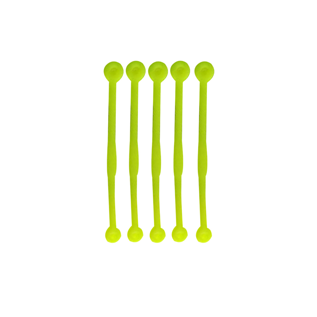 5pcs Silicone Reduce Vibration Shock Absorber Toys Raqueta Durable Squash Long Hook String Accessories Tennis Racket Damper