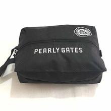 Golf-Hand-Bag Pearly-Gates Black Brand-New