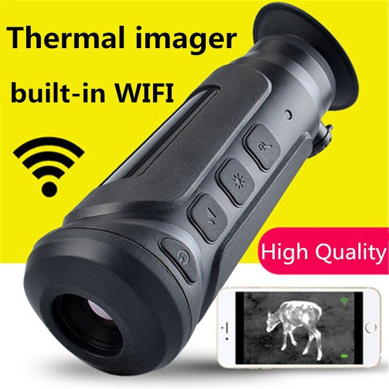 Imagerie thermique appareil de Vision nocturne Vision nocturne infrarouge capteur d'énergie thermique lunettes de Vision nocturne chasse nuit spéciale