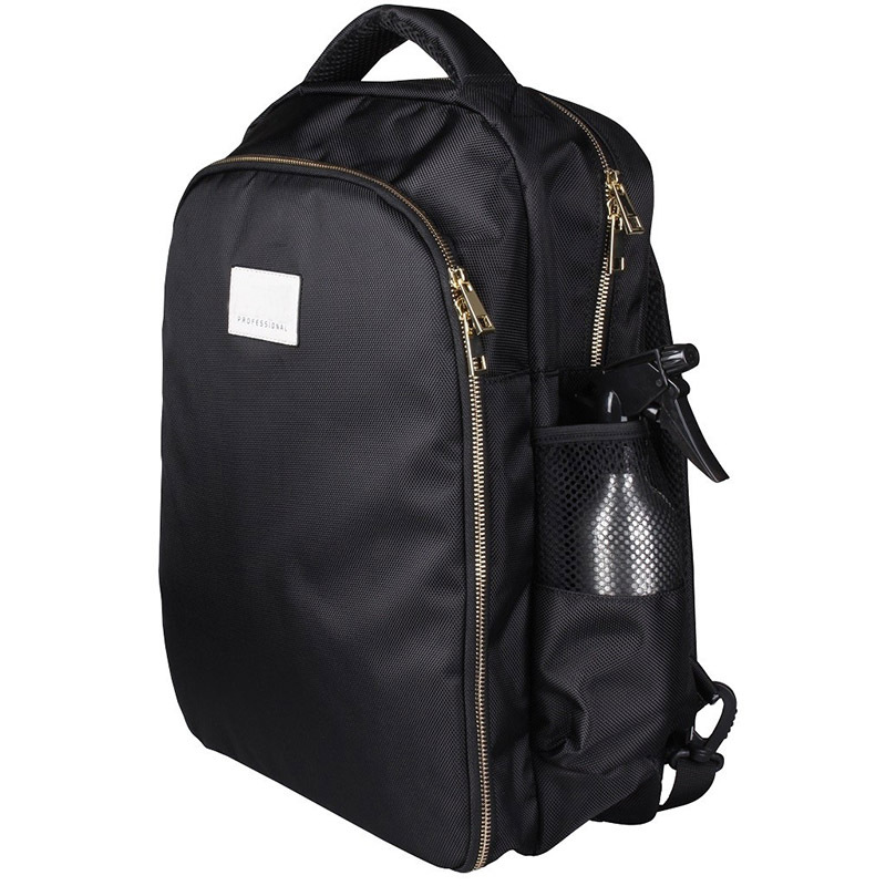 Hairdressing Tools Waterproof Canvas Backpack Barber Scissors Bag Hairdresser Outgoing Portable Luggage Shoulder Large Case 1394