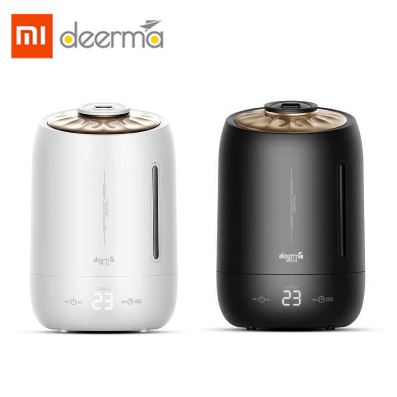Xiaomi deerma 5L Air Home Ultrasonic Humidifier Touch Version Air Purifying